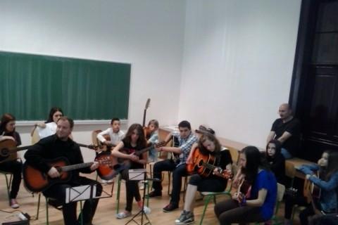 Glazbeno obrazovanje