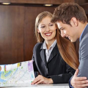 Tourism sales associate