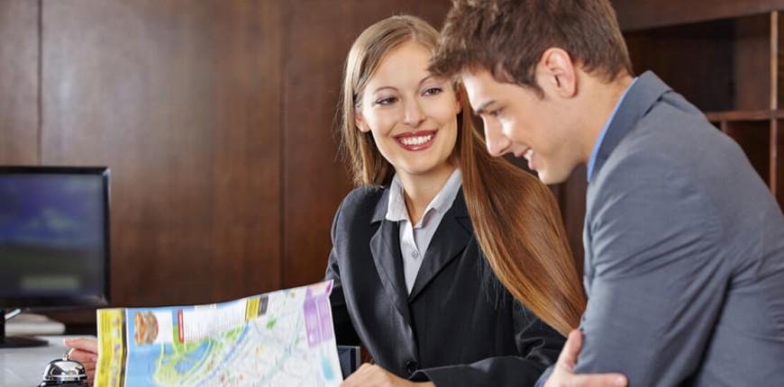 Turističko hotelijerski/a  komercijalist/ica