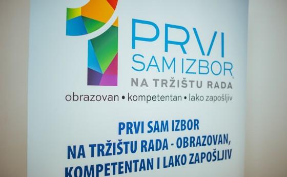 Javni poziv za zapošljavanje u sklopu projekta