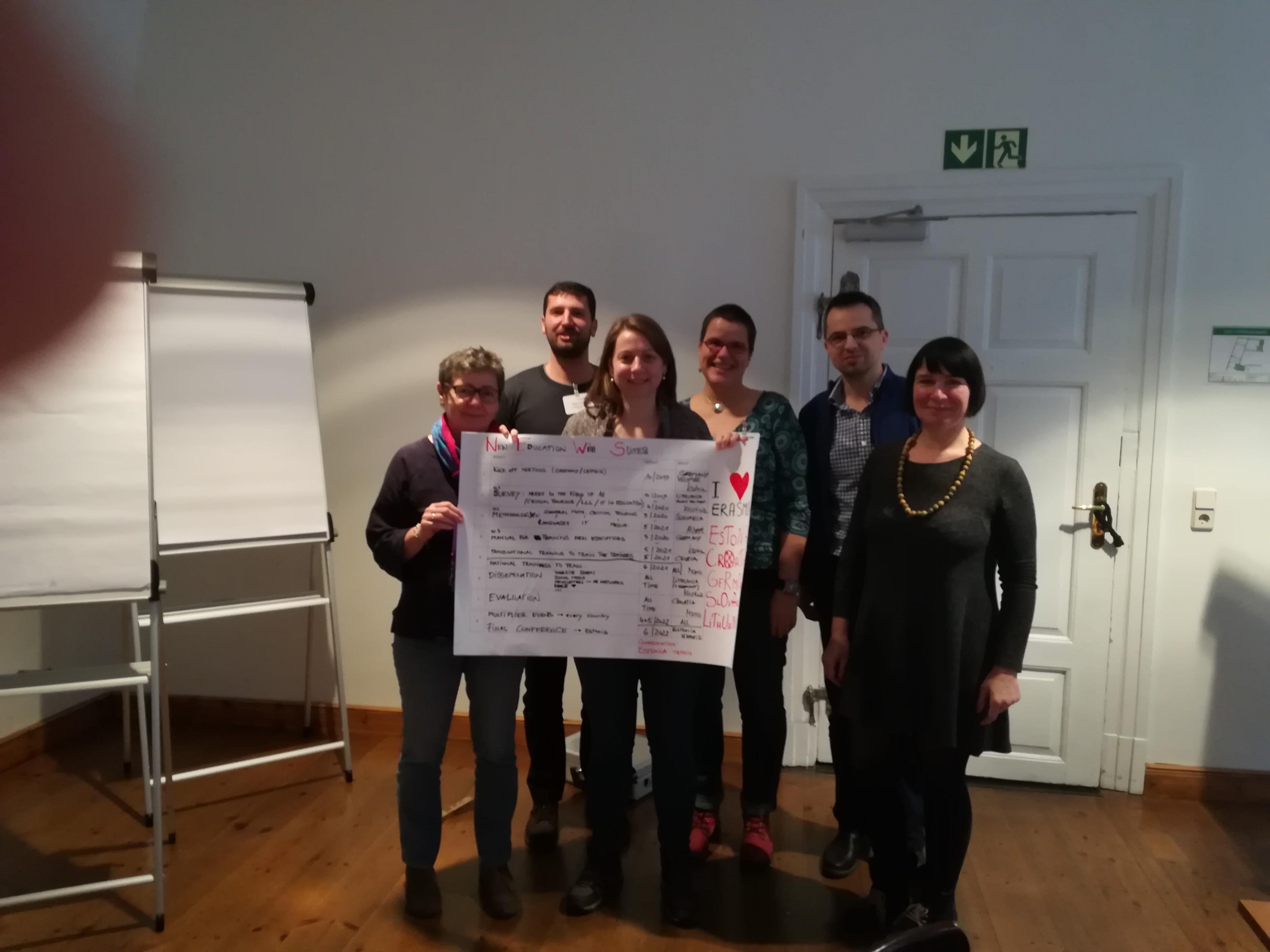 Održan kontakt seminar za Erasmus + u Berlinu