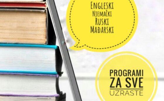 Upisi u Školu stranih jezika u Školsku godinu 2020/21.