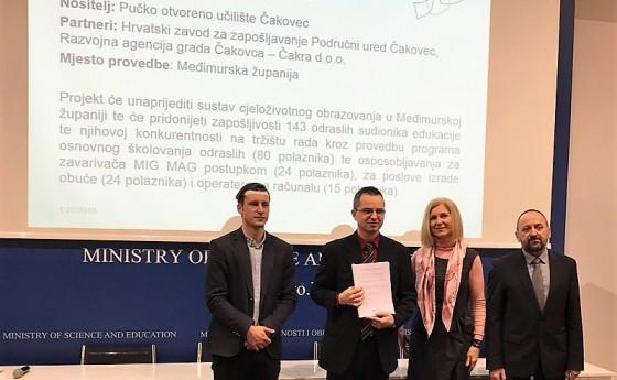 Novi projekt u Učilištu vrijedan više od 1,2 milijuna kuna