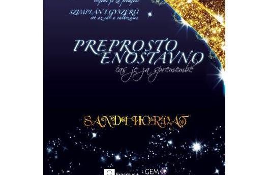 Promocija knjige Sandija Horvata