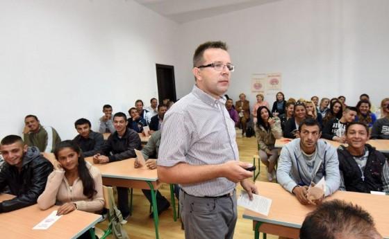 Upotreba novih medija za odraslu romsku populaciju